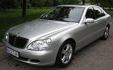 Mercedes-S-320CDI
